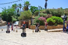 Jaffa Ville portuaire antique de l'Israël image stock