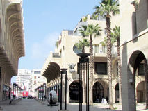 Jaffa Yerushalayim Ave 2012 Stock Image