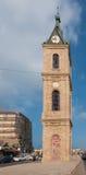 Jaffa zegaru kwadrat Fotografia Royalty Free