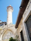 Jaffamening van Al -al-siksik Moskee 2012 Royalty-vrije Stock Afbeeldingen