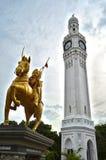 Jaffna Clock Tower Royalty Free Stock Image
