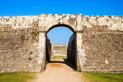Jaffna Fort, Sri Lanka Royalty Free Stock Photography