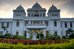 Jaffna public library Royalty Free Stock Image