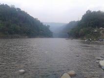 Jaflong in Sylhet stock foto's
