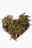 jag älskar tea Royaltyfri Bild