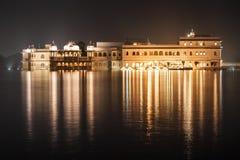 Jag Mandir, Udaipur. Jag Mandir on Pichola lake, Udaipur, India royalty free stock images