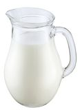 Jag of milk Royalty Free Stock Photography