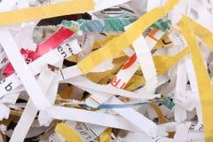 jag paper arkivbilder