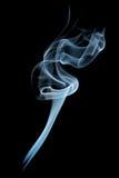jag retar upp rök Royaltyfri Bild