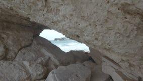 Jag spionerar havet Royaltyfria Bilder
