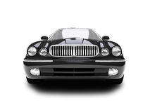 Jaga car Frontal View01 Royalty Free Stock Image