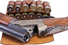 Jaga geväret Royaltyfri Fotografi