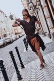 Jaga nya gator Arkivfoton