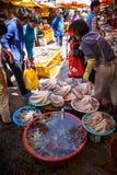 Jagalchi Fish Market, Busan, Korea 2 Royalty Free Stock Image