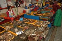 Jagalchi Fish Market, Busan, Korean Republic Stock Image