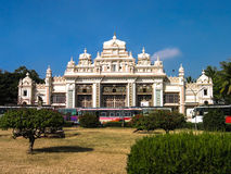Jaganmohan宫殿 免版税库存图片
