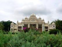 Jaganmohan Palast in Mysore-ICh stockbild