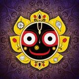 Jagannath. Indian God of the Universe. Lord Jagannatha Stock Photos