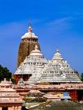 jagannath puri寺庙 免版税库存照片
