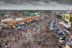 Jagannath Puri Grand Road Stock Photography