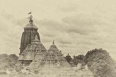 Jagannath Puri, Orissa, India. Royalty Free Stock Photography