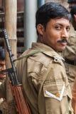 Jagannath Puri Police Royalty Free Stock Photography