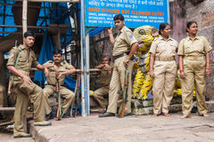 Jagannath Puri Police Stock Photo