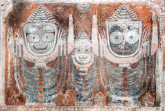 Jagannath Puri Wall Mural Stock Photography