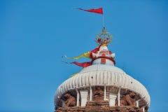 Jagannath-Tempel Stockfotografie