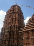 Jagannath-Tempel in Hyderabad, Indien Lizenzfreie Stockfotos
