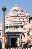 The Jagannath Temple in Puri Stock Images
