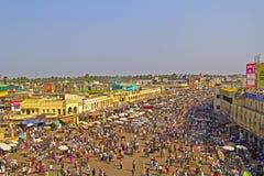 Jagannath Temple square in Puri Stock Photos