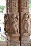 Jagat Shiromani Temple Jaipur arkivbild