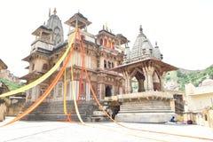 Jagat Shiromani Temple Jaipur fotografering för bildbyråer