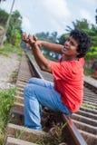 Jagath Chamila Obrazy Stock
