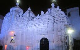 Jagathnaath mandir 库存图片