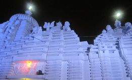 Jagathnaath mandir 免版税图库摄影