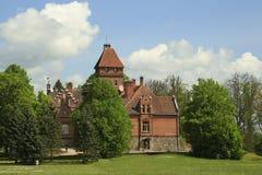 Jagd-Haus Stockfoto