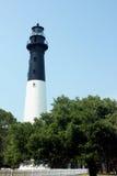 Jagd-Insel-Leuchtturm stockfoto