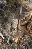 Jagdgewehre Stockfotografie