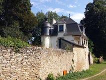 Jagdhäuschen, Hennebont, Bretagne Lizenzfreie Stockbilder