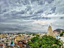 Jagdish temple royalty free stock image