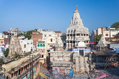 Jagdish Temple, Udaipur. Jagdish Temple is a large Hindu temple in Udaipur, India stock photo