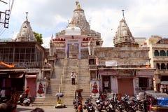 Jagdish Temple, Udaipur, Rajasthan Royalty Free Stock Photos