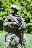 Jagdkommando Austrian special forces Royalty Free Stock Photos