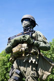 Jagdkommando Austrian special forces Royalty Free Stock Image