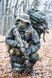 Jagdkommando soldier Stock Photography