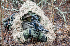 Jagdkommando Royalty Free Stock Photo