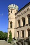 Jagdschloss Granitz, остров Ruegen стоковое изображение