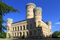 Jagdschloss Granitz, остров Ruegen стоковое изображение rf